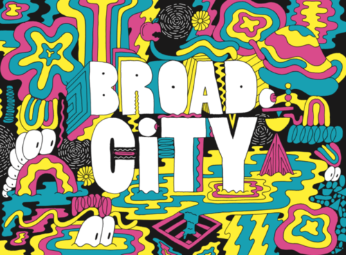 Broad City by Mike Perry