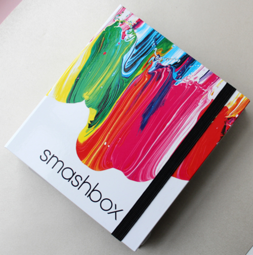 Smashbox Art. Love. Color. holiday 2015 palette
