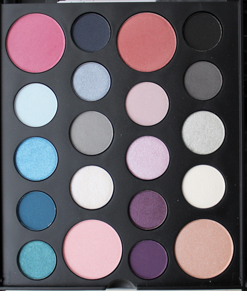 Smashbox Art. Love. Color. palette