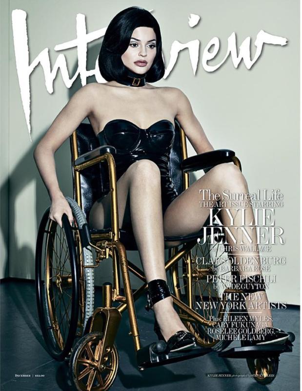 Steven-Klein-Interview-Kylie Jenner