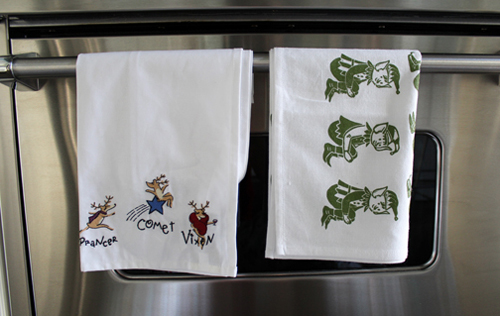 Holiday-decor-towels