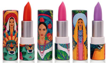 Pai Pai lipsticks