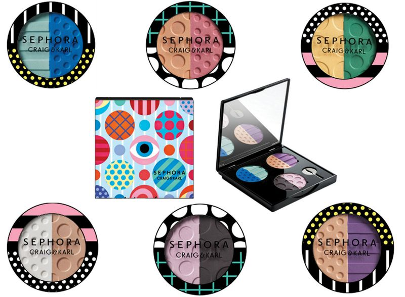 Craig & Karl for Sephora