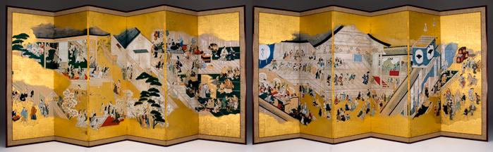 Hiroto Rakusho, Kabuki Drama