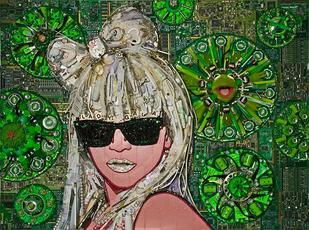 Jason Mecier, Lady Gaga, 2010