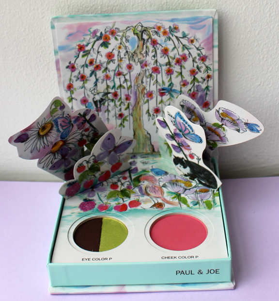 Paul & Joe spring 2016 palette