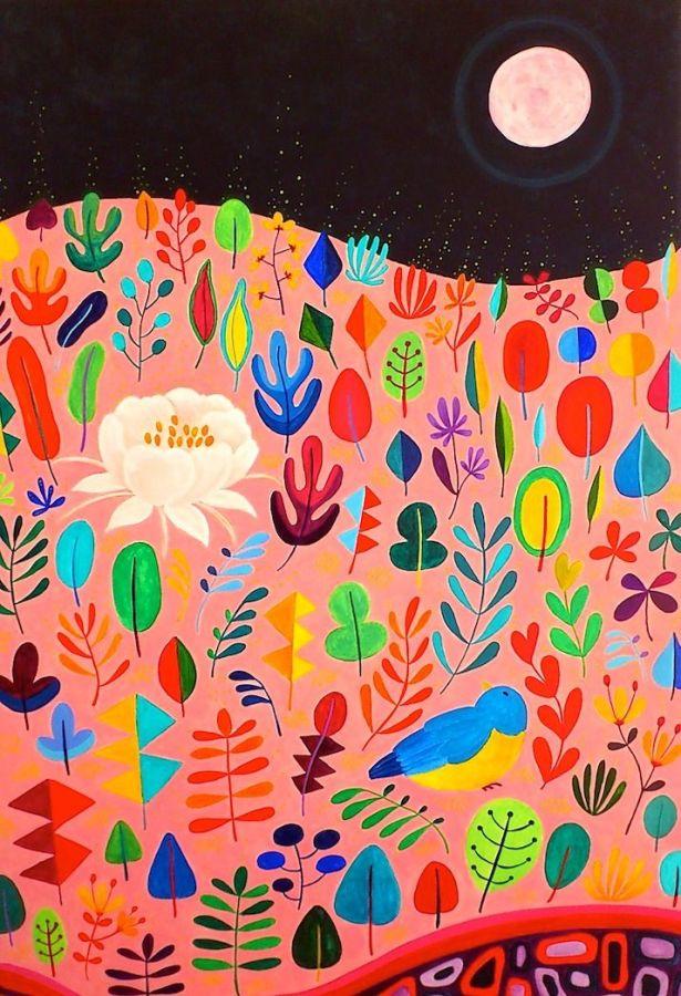 Satoko-Wada-floral-print