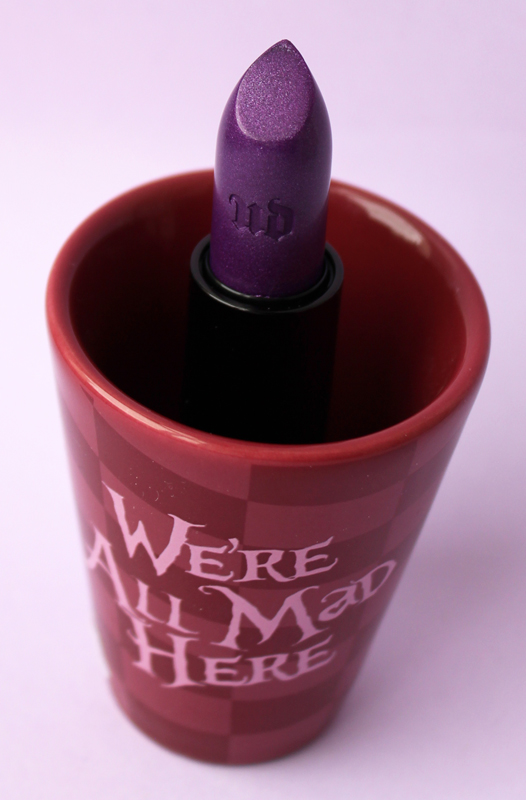 Urban Decay Mad Hatter lipstick