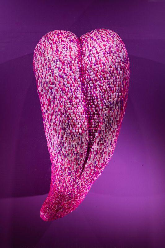 Frances Goodman, Lick-It, 2015