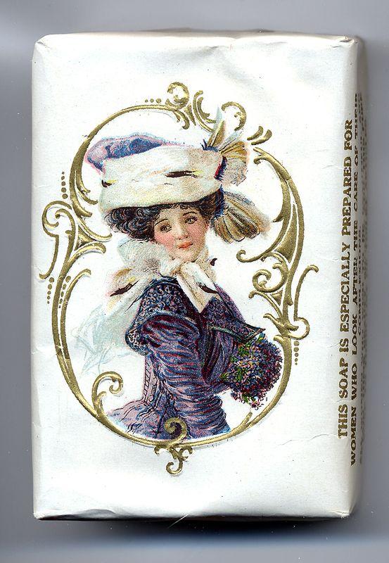 Queen Beauty Toilet Soap, ca. 1908-1918