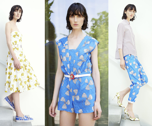 Paul & Joe resort 2015