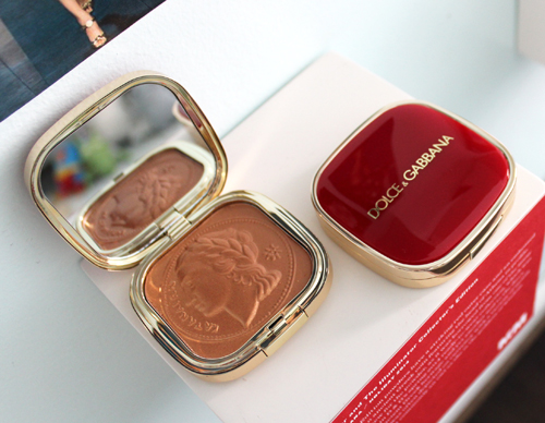 Dolce & Gabbana Collector's Edition powders