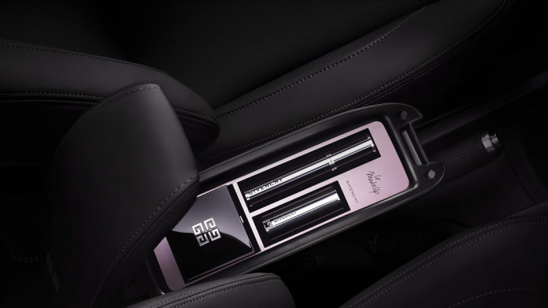 DS 3 Givenchy Le MakeUp car