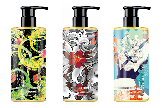 Shu Uemura Art of Hair cleansing oils