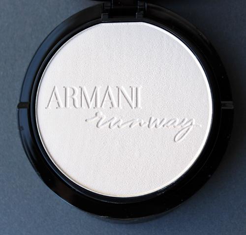 Armani fall 2016 runway palette