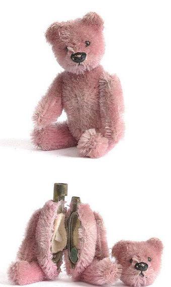 Vintage Schuco bear