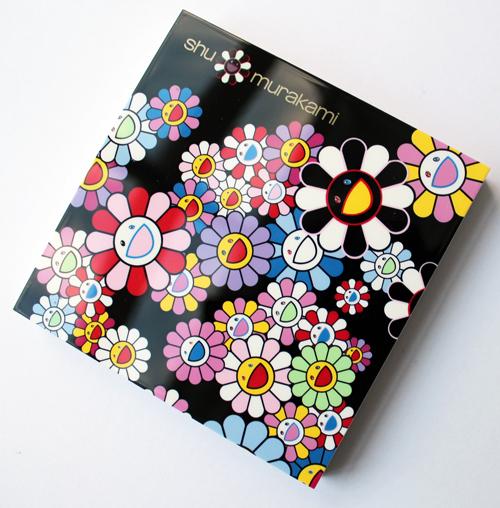 Shu Uemura x Murakami palette, holiday 2016