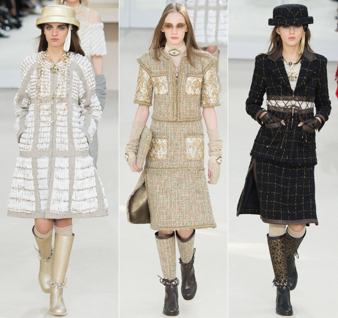 Chanel fall 2016 ready-to-wear