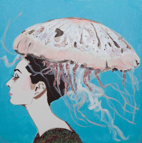 Ashley Longshore, Jellyfish Audrey