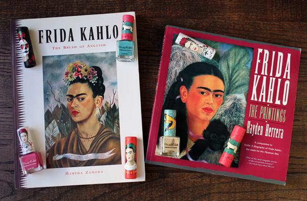 Republic Nail Frida Kahlo