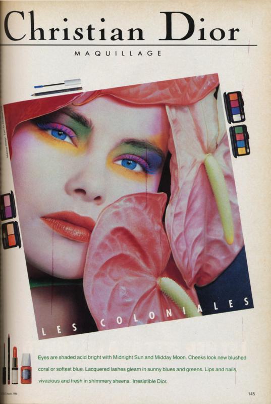 1986 Dior ad