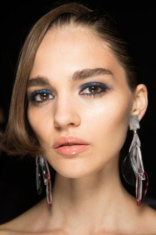 Armani spring 2017 makeup