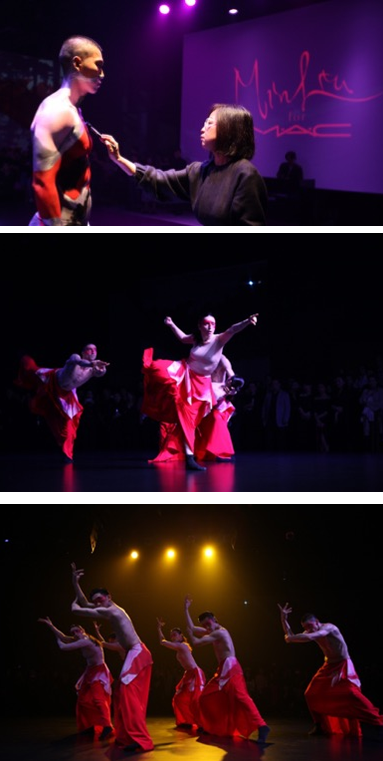 Mac-min-liu-show-dance