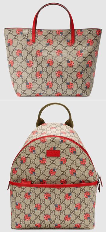 Gucci ladybug bags