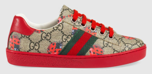 Gucci kids shoes