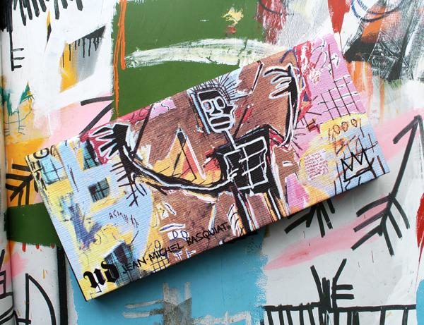 Urban Decay x Basquiat Tenant palette