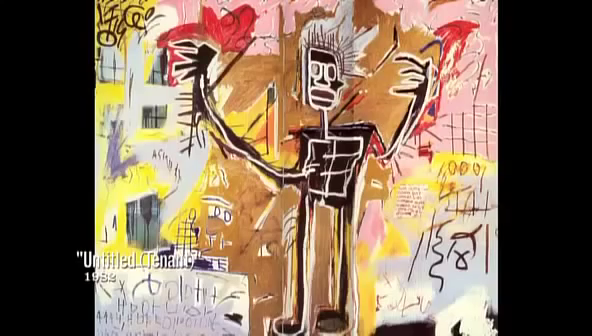Jean-Michel Basquiat, Untitled (Tenant), 1982