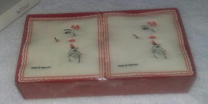House of Dickinson lipstick pads
