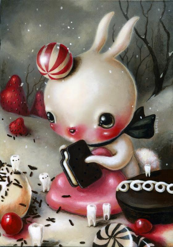 Brandi Milne, Sweet Thing, 2014