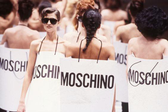 Moschino 1987