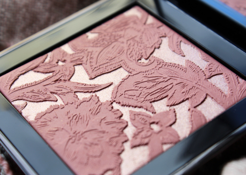 Burberry fall 2017 blush palette