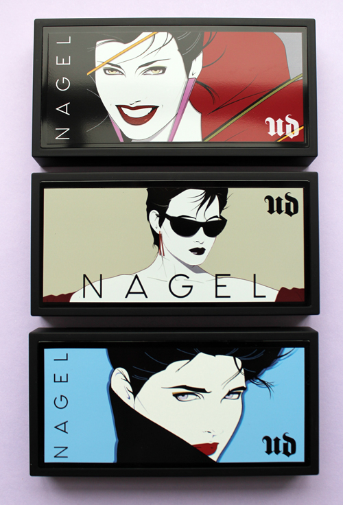 Patrick Nagel for Urban Decay