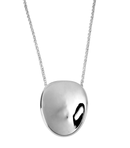 Pebble-necklace