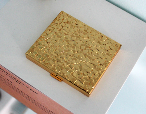 Germaine Monteil Golden Nugget compact