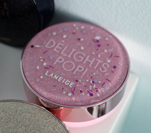 Laneige Delights Pop cushion case