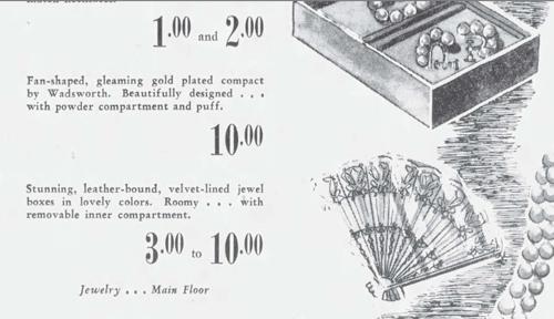 Wadsworth ad, May 1946