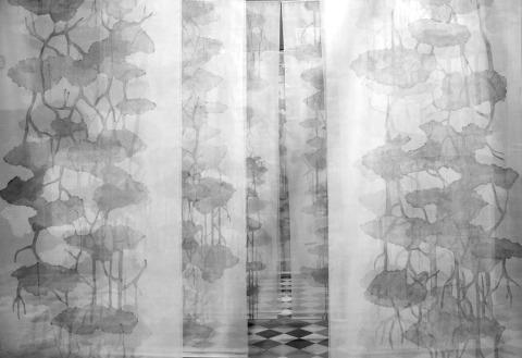 The Roots of Heaven by Kaori Miyayama - installation view