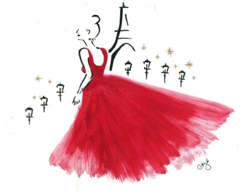Sephora Presents to Paris with Lancôme:  Chrizta Tetangco, Bloor store