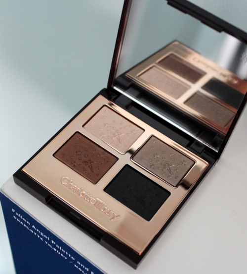 Makeup Museum 2014 holiday exhibition - Charlotte Tilbury Fallen Angel palette