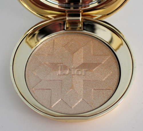Makeup Museum 2014 holiday exhibition - Dior Golden Shock