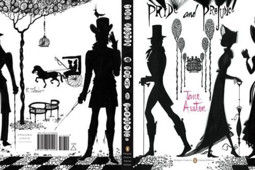 Ruben Toledo - Pride and Prejudic book cover