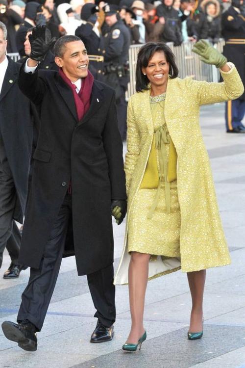 Isabel Toledo - Michelle Obama