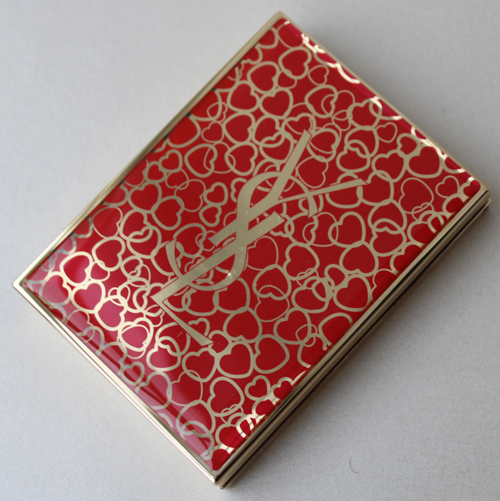 YSL Chinese New Year palette 2015