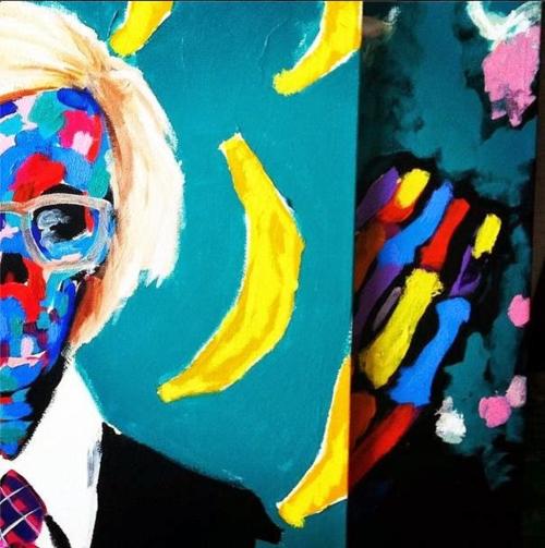Bradley Theodore - Warhol