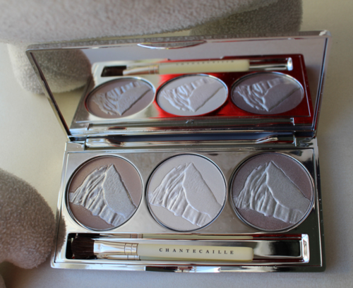 Chantecaille Glacier eye shade trio - spring 2015