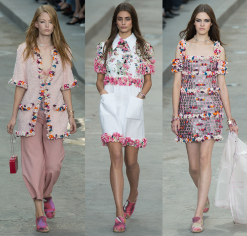 Chanel spring 2015 ready to wear